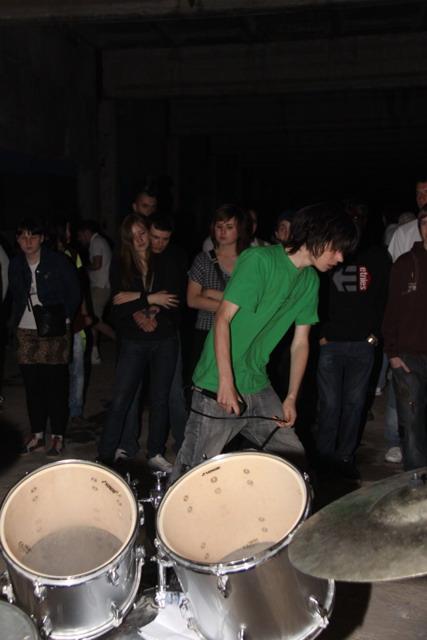 Live @ Volzhsky 2009